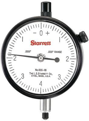 Starrett Dial Indicator >> Starrett 655 118jn S Dial Indicator